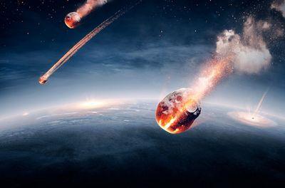 Ученые раскрыли тайны метеоритного прошлого
