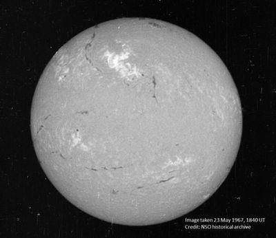 Ученые рассказали, как солнечная буря едва нестала причиной ядерной войны