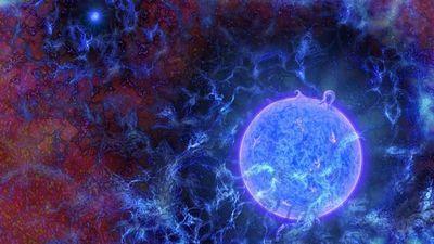 Ученые уловили сигнал от первых звезд во вселенной