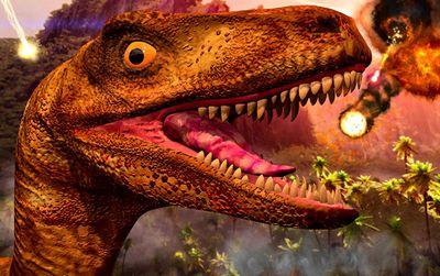 Ученые воссоздали огненную бурю, которая могла уничтожить динозавров
