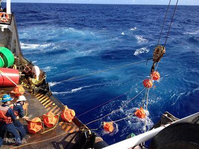 Ученые записали шум марианской впадины