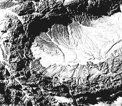 Ученый создал карты, отражающие красоту теней