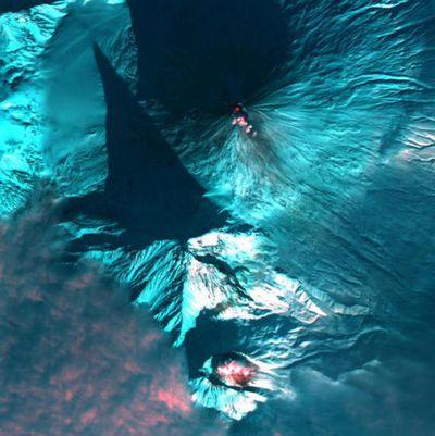 Удивительные снимки изкосмоса, которых выраньше невидели