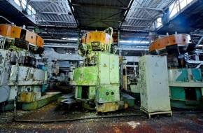 Украинские заводы уходят на запад в виде металлолома - «новости дня»