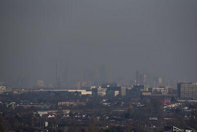 Уровень загрязнения воздуха в лондоне достиг высочайшего значения с 2011 года