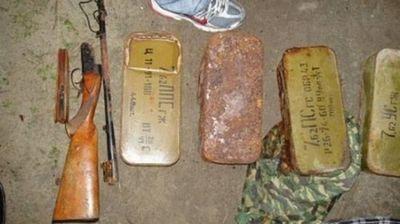 В белоруссии задержаны лица, связанные с правым сектором - «военные действия»