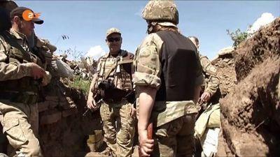 В донбассе активизировались украинские диверсионные группы - «военные действия»