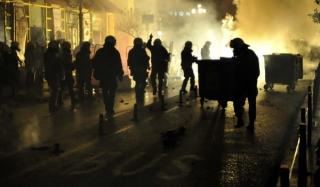 В донецке произошли массовые столкновения, есть погибшие