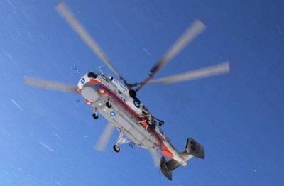В китай поставлена первая партия вертолётов ка-32а11вс - «военные действия»