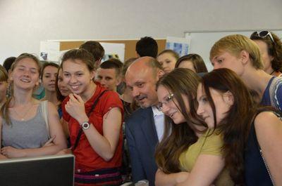 В нанотехнологическом центре «техноспарк» (троицк) открылся центр молодежного инновационного творчества.