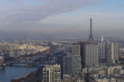 В париже запретили автомобили старше 2000 года