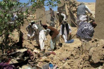 В результате натовского авиаудара в афганской провинции гильменд погиб 21 мирный житель - «военные действия»