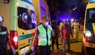 В рф доставили тела погибших в авиакатастрофе а321