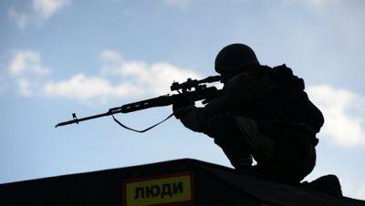 В рф создадут дальномеры прицелов, не позволяющие «засечь» снайпера - «война»