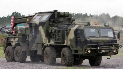 В рф создан эвакуатор для зрк с-400 - «военные действия»
