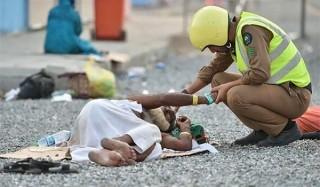 В саудовской аравии в давке погибли более 300 паломников