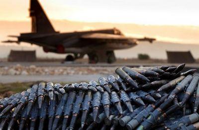 В сирии впервые проведена совместная боевая операция экипажами самолётов вкс рф и ввс сар - «военные действия»