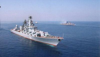 В средиземноморскую эскадру могут войти до 20 кораблей - «война»