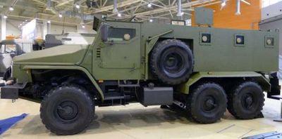 В текущем году появится опытная версия бронеавтомобиля урал-вв для нужд минобороны рф - «военные действия»