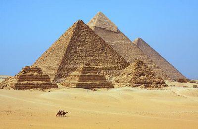 В2016 году проведут глобальное исследование пирамид египта