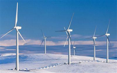 Ветер экономит деньги потребителей элетроэнергии
