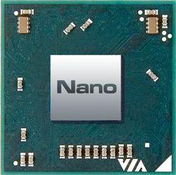 Via nano (isaiah): технические характеристики процессоров