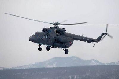 Внешние покупатели ожидают ми-8амтш-ва - «военные действия»