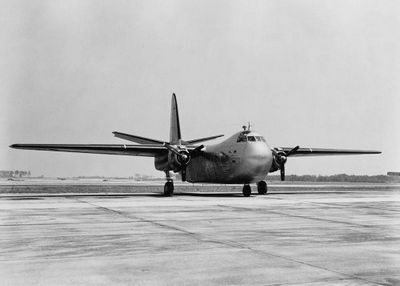 Военно-транспортный самолет budd rb-1 / c-93 conestoga (сша) - «военные действия»