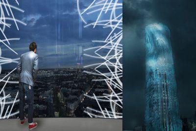 Волосатый небоскреб - это реально?
