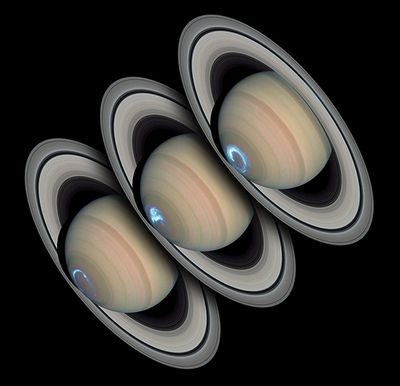 Возраст имасса колец сатурна были определены неверно из-за оптической иллюзии