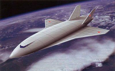 Возвращение космического самолета: военный космоплан