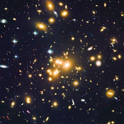 Вранней вселенной обнаружено множество карликовых галактик