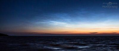 Всеверном полушарии начался сезон серебристых облаков