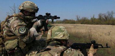 Всу совершили попытку прорыва в районе ясиноватой - «военные действия»