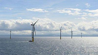 Вторая по величине в мире ветровая электростанция открыта в уэльсе