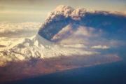 Вулканы спасают землю отглобального потепления