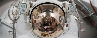 Высокая космическая мода: марсианский скафандр
