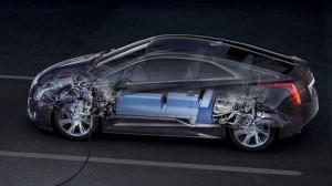 Высококлассные технологии шевроле вольт теперь и в новом люксовом электрокаре кадиллак