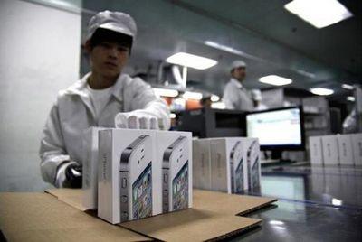 Взрыв на китайской фабрике может привести к задержке выпуска iphone 6