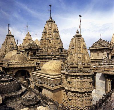 Загрязнение воздуха угрожает архитектурному наследию индии