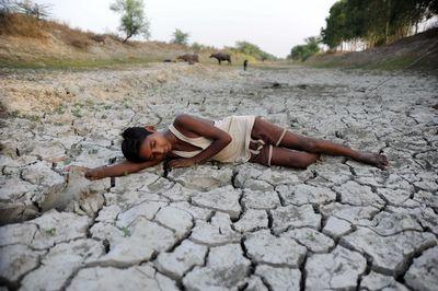 Загрязнение воздуха в европе причастно к засухе в индии