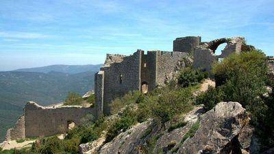 Замки катаров (часть 3) - «военные действия»