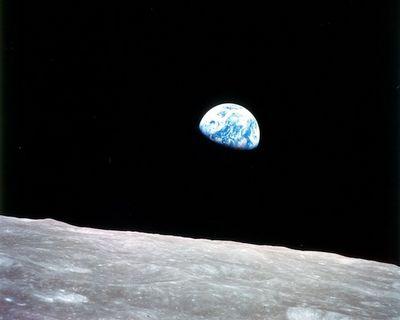 Земля глазами космонавтов и спутников: фото