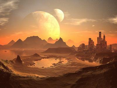 Земная цивилизация? неединственная завсю космическую историю