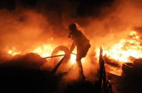 Жиденький майдан: у кого не хватает денег на новую революцию киеве - «новости дня»