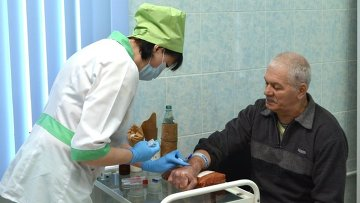 Жители жуковского прошли экспресс-медобследование в рамках областной конференции - «новости дня»